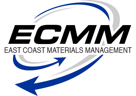 east coast material management logo